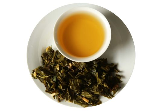 Green Tea Ginger Tea Flavor Tea pictures & photos
