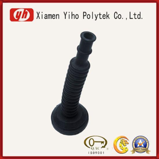 Custom Molded EPDM Nature Black Rubber Grommet/Rubber Sheath