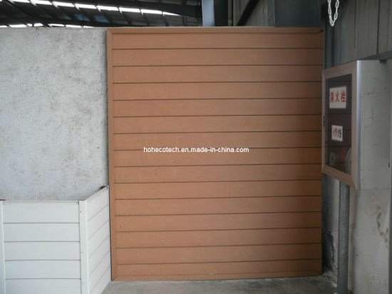 WPC Outdoor Wall Panels, Wood Like (156S21)