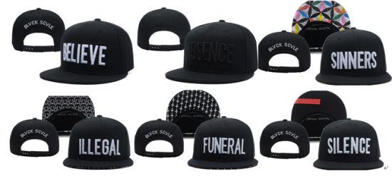 1f4e1fef3f62c New Arrival Black Scale Brand Silence Snapbacks Caps Hats Believe Sinners  Funeral Snapback Street Cap Hat