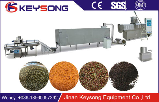 China Ce Verified Animal Feed Machine Fish Feed Equipment pictures & photos