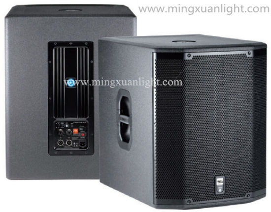 Professional Stage Sound System Dual 18 Inch Subwoofer Speaker
