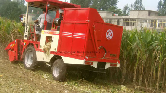 Mini Type Corn/Maize Reaper/Harvester pictures & photos