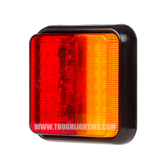 Led Truck Tail Lights >> China 12v 24v Auto Lamps Led Truck Back Up Tail Lamps