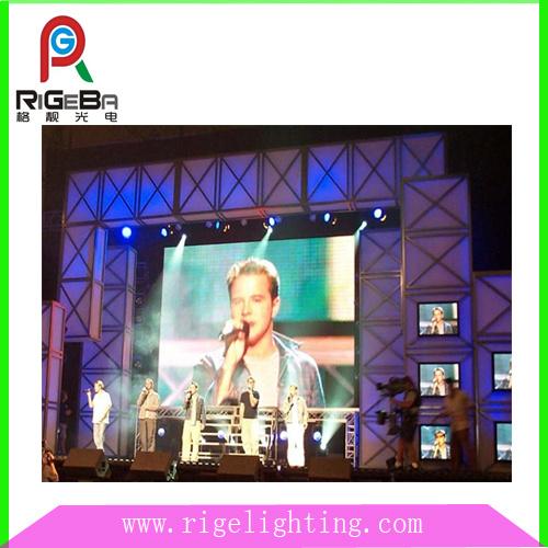 Indoor High Resolution LED Full Color Screen Display for Rental (RG-N100)