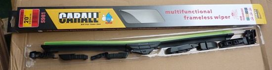 Multi-Fit Soft Wiper Blade with 10 Adaptors (S981) pictures & photos