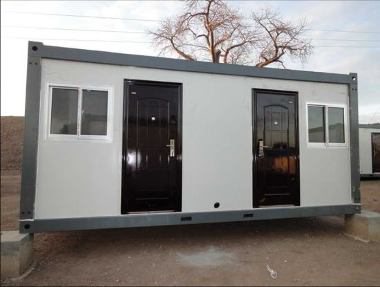 Mobile Economical Camping Container House pictures & photos