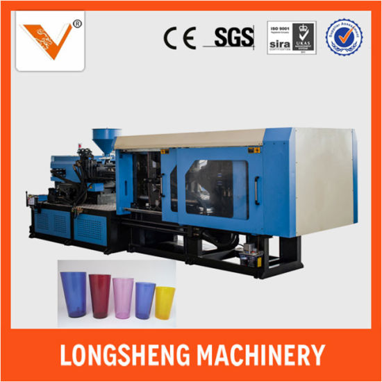 Plastic Cup Making Injection Moulding Machine