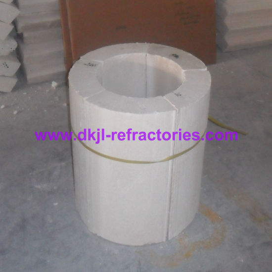 Fireproof Heat Resistant Calcium Silicate Pipe Insulation Supplier & China Fireproof Heat Resistant Calcium Silicate Pipe Insulation ...