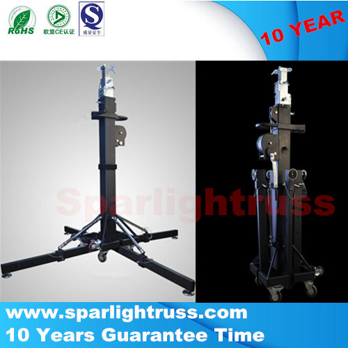 Heavy Duty Hand Crank Stand for Event Lighting Truss