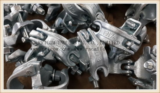 Galvanized Scaffolding British Double Coupler pictures & photos
