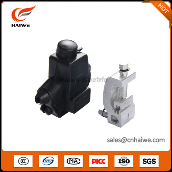 Insulated Fasten Clamp Insulation Piercing Tap Connector PT Series