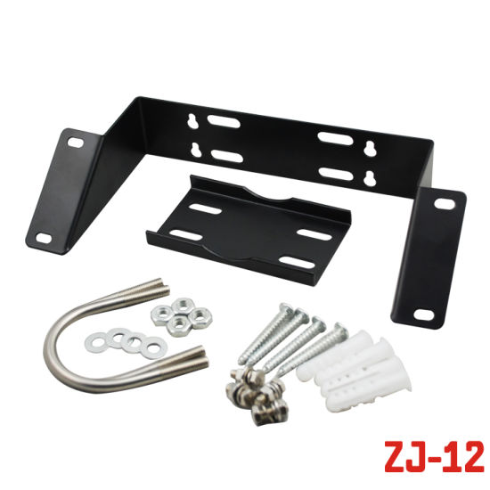 Solar Stand Solar Panel Wall and Pole Mounting Bracket System (ZJ-12)