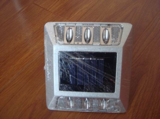 Easy Installation Aluminium Pavement Solar Cat Maker Road Stud pictures & photos