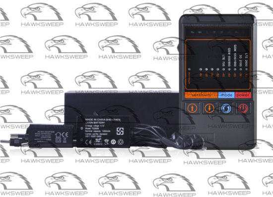 China Wireless Signal Detector and Jammer