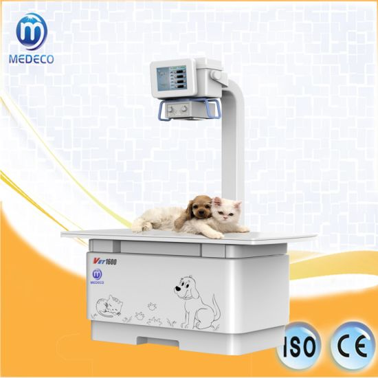 Medeco Veterinary Animal X-ray Vet Digital Radiography System Vet1600 pictures & photos