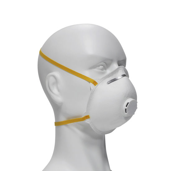 Disposable 5 Layers Dust Mask Respirator Cup KN95 Mask with Filter