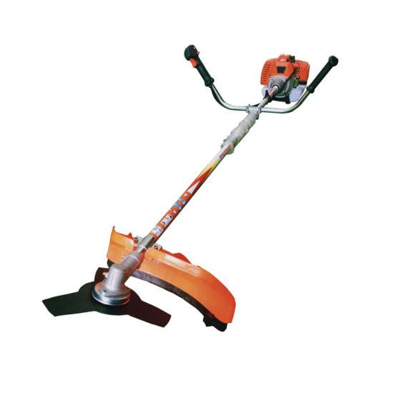 43cc Petrol Brush Cutter Grass Cutting Machine with Nylon Rope Blade
