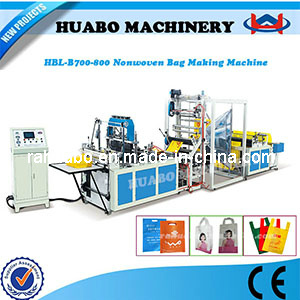 Full-Automatic Nonwoven Fabric Bag Making Machine