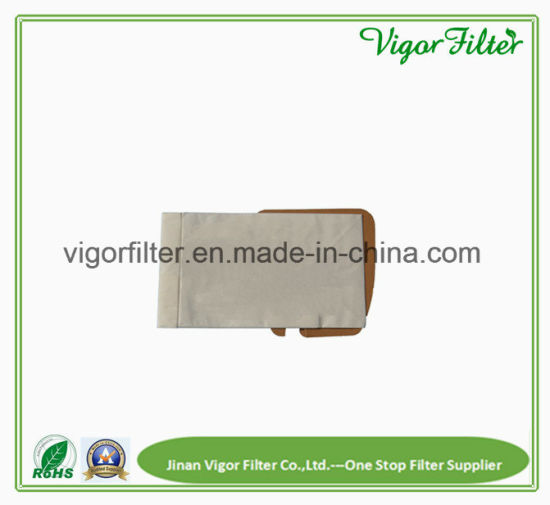 Paper Dust Filter Bag for Eureka mm Vacuums pictures & photos