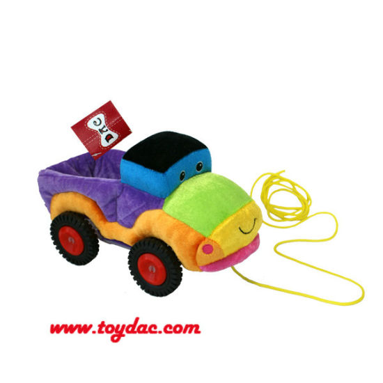 Hot Plush Plastic Children Car pictures & photos