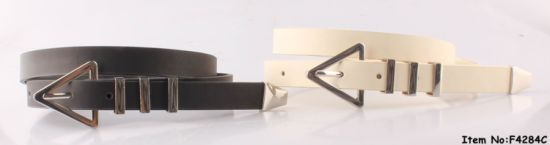 2016 New Fashion Beautiful Leather Belt pictures & photos