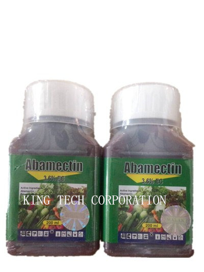 Abamectin 3.6% Ec for Agriculture Pesticide