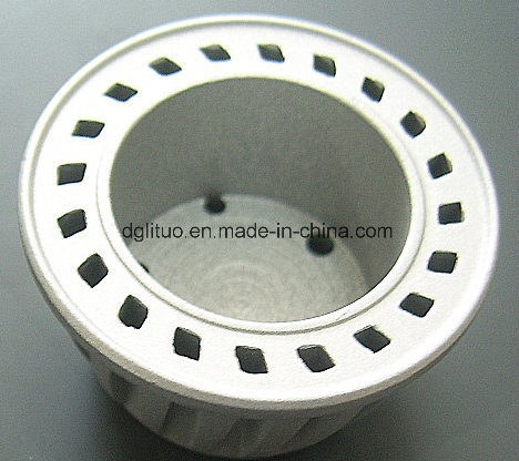 High Quality Aluminum Die Casting for LED Downlight Housing Parts pictures & photos