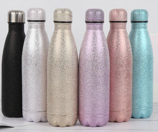 Thermos Vacuum Insulated Sports Drinking Stainless Steel Water Bottle