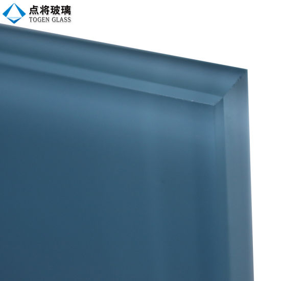High Quality Colored Painted Ceramic Silkscreen Partition Interior Glass pictures & photos