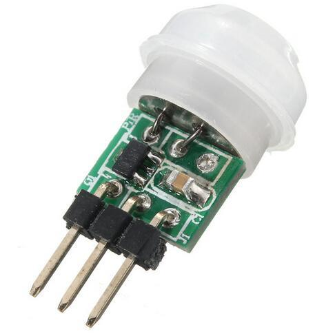 PIR Motion Human Sensor Automatic Detector Module High Reliability Sensor pictures & photos