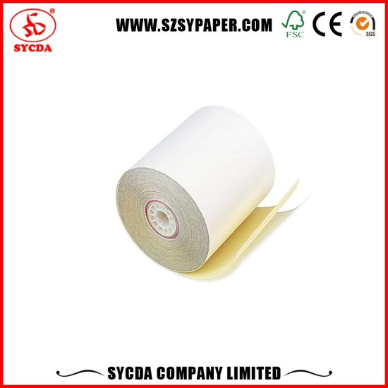 High Quality Carbonless Paper for Supermarket