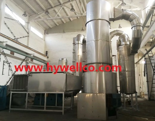 Filter Cake Drying Machine-Sxg Series Spin Flash Dryer pictures & photos