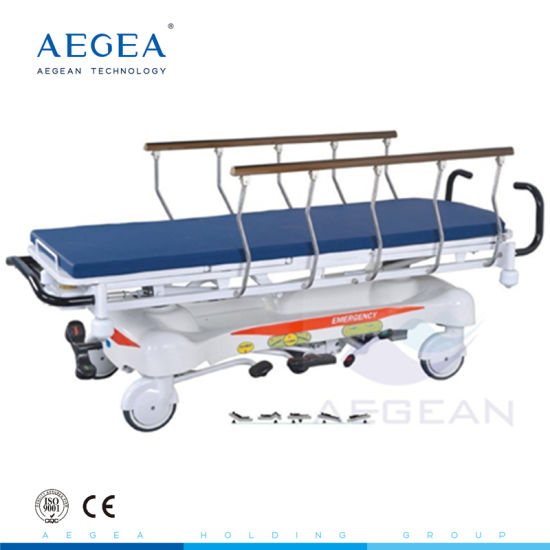 AG-Hs001 Hydraulic CE&ISO Approved Stretcher Trolley