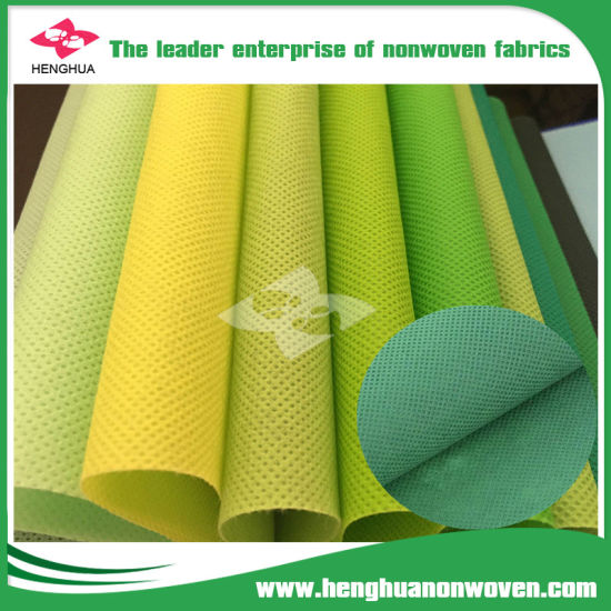 China Top Grade Washable Azo Laminated PP Spunboned Non-Woven Fabric