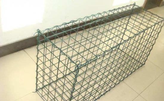Welded Gabion/Stone Basket Wall/Welded Gabion Box/ Stone Wall pictures & photos