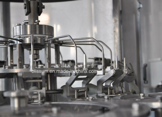Full Automatic Plastic Bottle Juice Making Bottling Machine pictures & photos