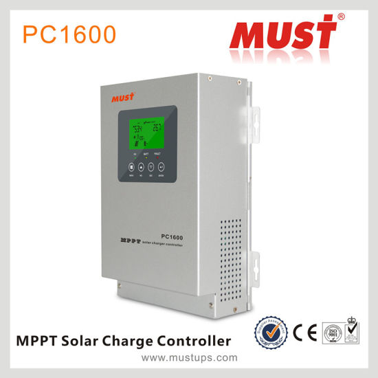 PV Solar Charge Controller 60AMP 48V System pictures & photos