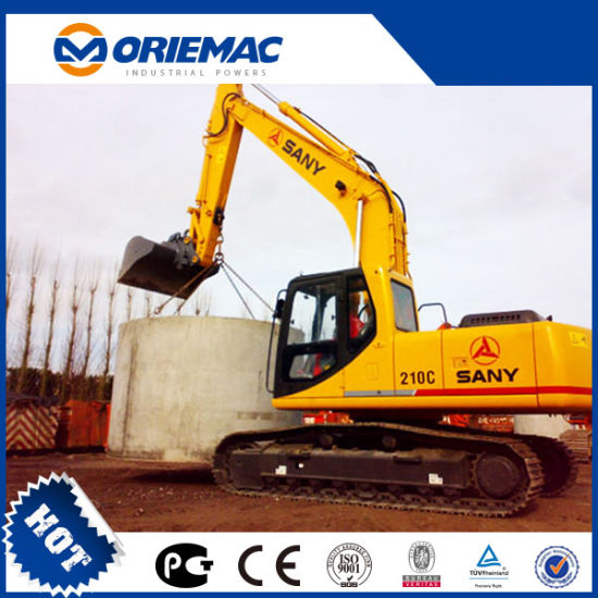 Sany 21.5 Ton New Hydraulic Crawler Excavator (SY215C) pictures & photos