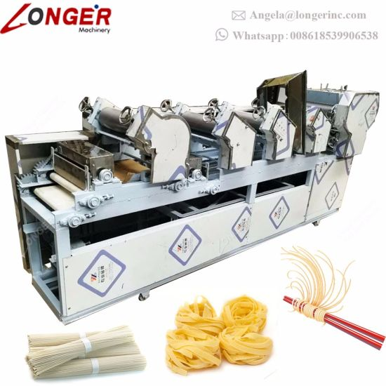 Commercial Automatic Chinese Fresh Noodle Making Machine Price