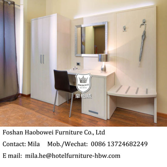 Low Cost China Hotel Furniture Bedroom Set Package for Motel ...