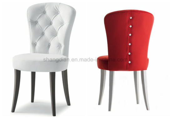 Modern Appearance Wood Leg Dining Room Chair/Hotel Furniture Chair (KL C04) pictures & photos