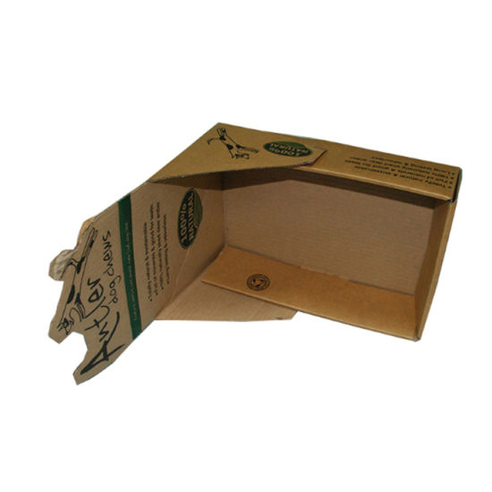 Brown Kraft Display Paper Box pictures & photos