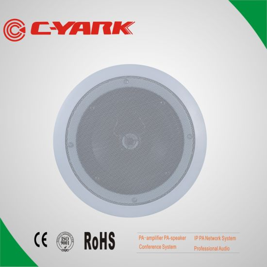 C Yark 30 Watt 6.5 Inch Best Buy PA System Ceiling Loudspeaker