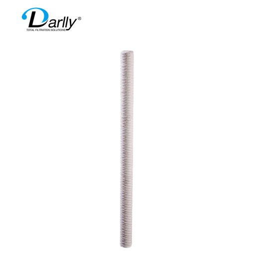 Darlly String Wound Filter Cartridge for Steel Mill Water Treatment