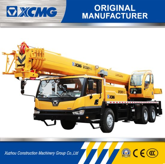 XCMG 25ton Truck Crane for Sale of 2017 Year Hot Selling New Mobile Crane pictures & photos