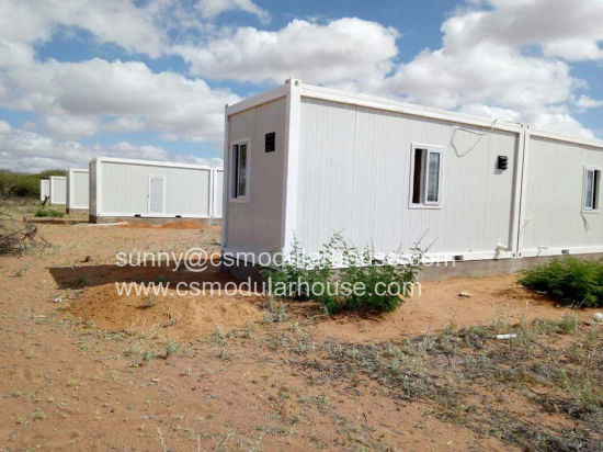 Container House Plans for Hotel