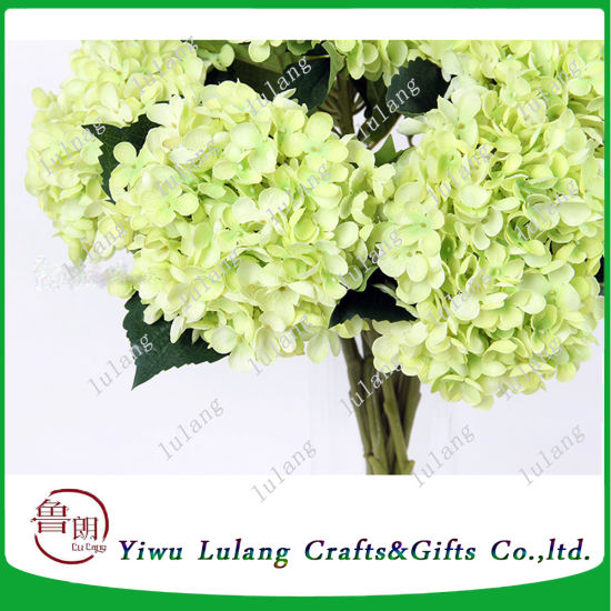 China 18 artificial silk stem flower of wholesale silk hydrangea 18 artificial silk stem flower of wholesale silk hydrangea flower mightylinksfo