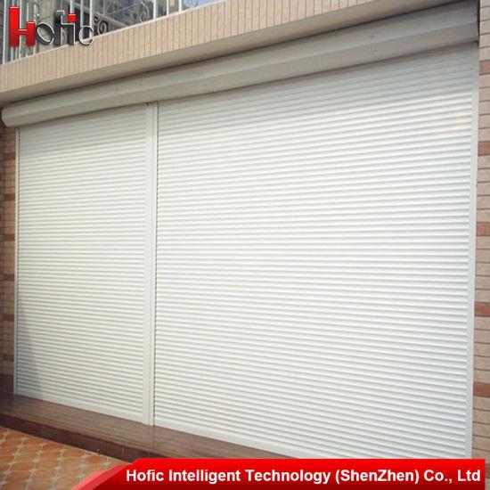 China Industrial Garage Roller Shutter Door Supplier China Rolling