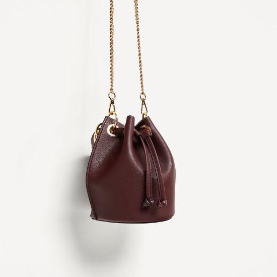 6931e902 Guangzhou Factory Designer Ladies Bag Fashion PU Leather Bucket Bag. Get  Latest Price